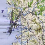 Bombay Map Tactical Pilotage Chart