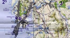 Bombay-Map-Tactical-Pilotage-Chart