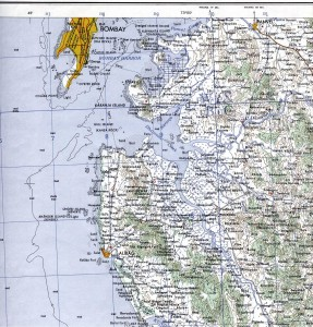 Bombay-South-1954-Topographic-Map