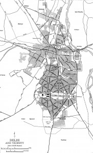 Delhi-and-Vicinity-histrotical-map-1962-City-Plan