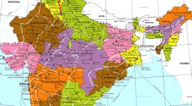 India-regions-citys-map