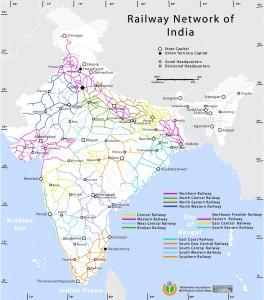 Railway-network-map