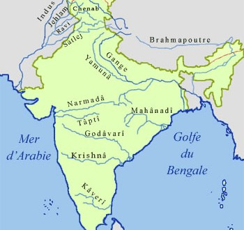 Rivers-map-of-india