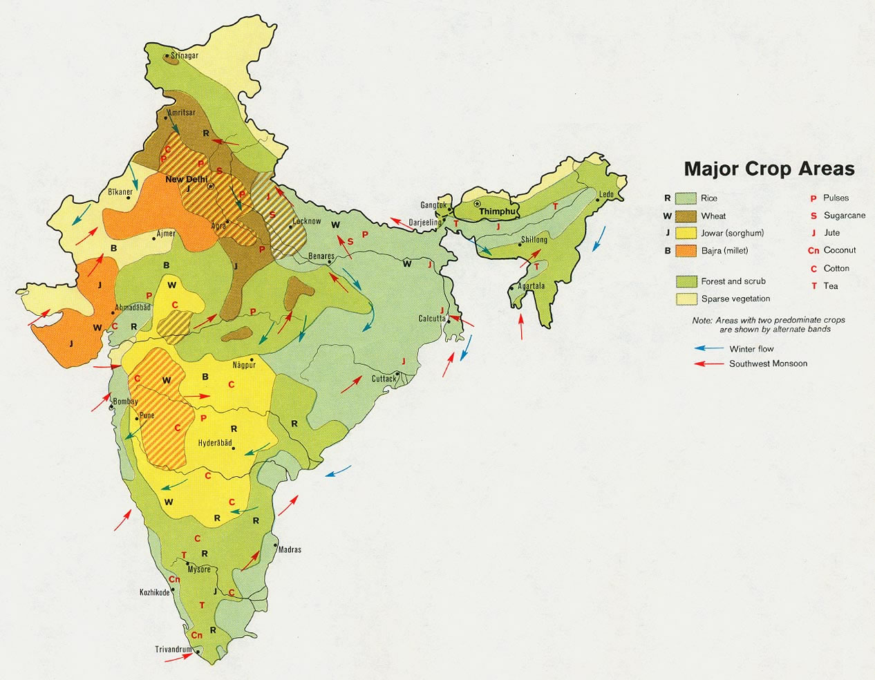 crop-areas-map-of-india-1973