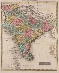 historical-map-of-india-1809