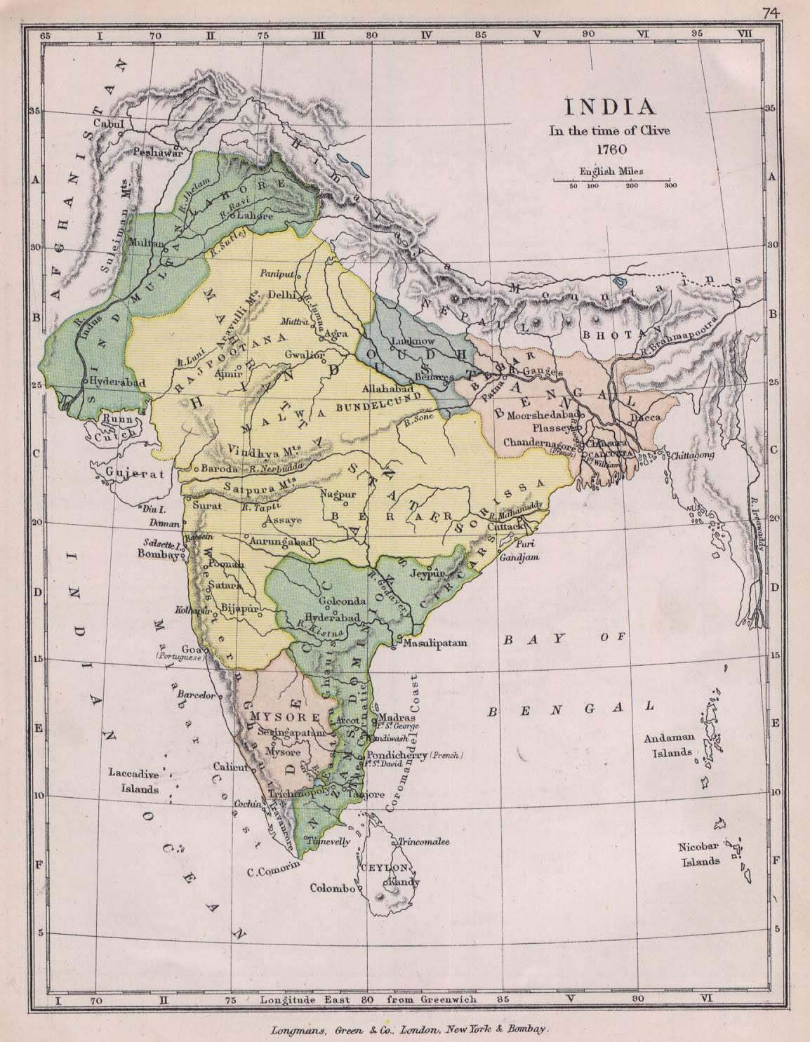 historical-map-of-india-in-1760