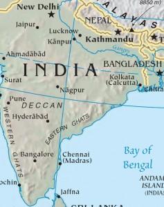india-calcutta-map