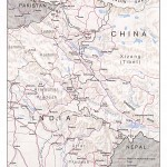 India china border western sector 1980