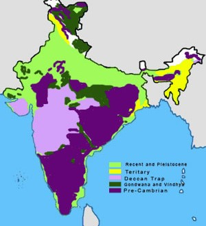 india-geology-map