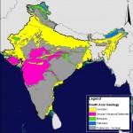 India geology zones