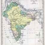 India map 1760