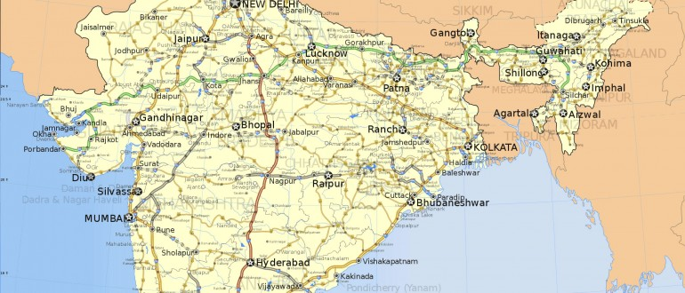 india-national-roads-map