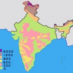 india-physical-map
