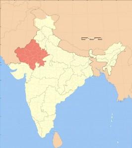 india-rajasthan-locator-map