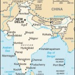 India small map