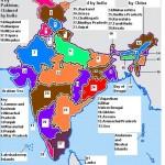 India ter map