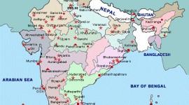 india-tourist-map