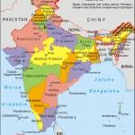 Indien map 2006