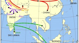 language-travel-from-india-map