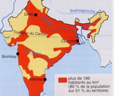 large-city-population-density-india-map