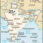 map-india