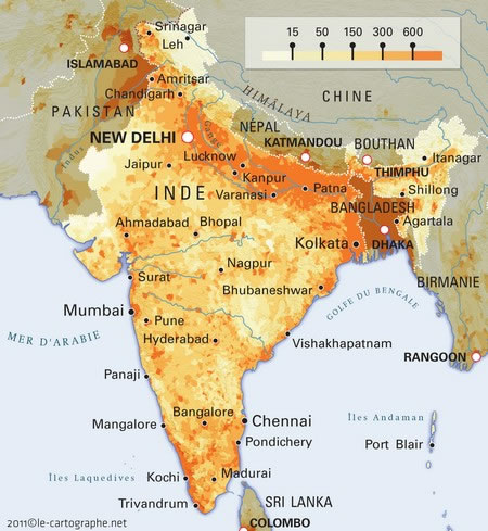population-density-india-map