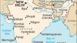 small-map-of-india