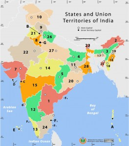 states-and-union-territories-of-india