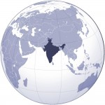 Where India located