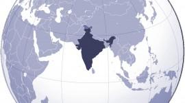 where-india-located