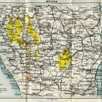 Wikipedia oldmysore India map